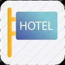 board sign, hotel board, hotel sign hotel, sign board icon