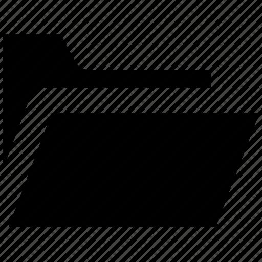 Archive, computer folder, file folder, folder, open folder, saving folder icon - Download on Iconfinder