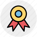 award, award badge, badge, position, prize, ribbon