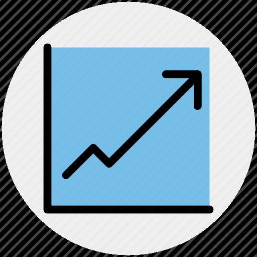 bar, chart, diagram, graph, pie chart, statistics icon