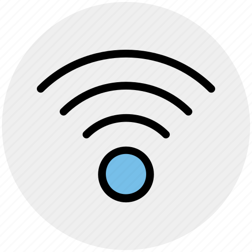 connection, hotspot, internet, rss, signal, wifi, wireless icon