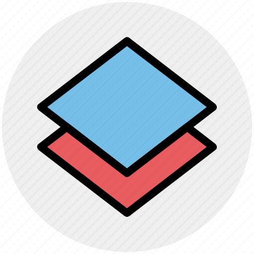 box's, documents, files, pages, papers icon