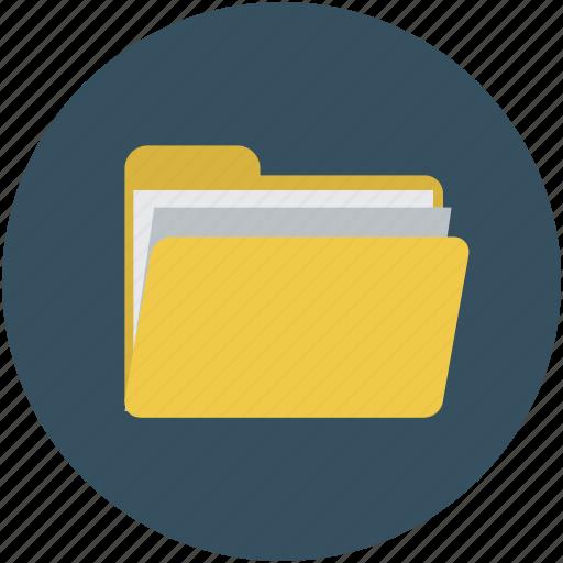 computer folder, data storage, digital data storage, file folder, folder icon