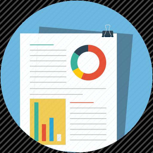 analysis, analytics, business report, chart, statistics icon