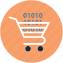 cart and codes, online shopping, online shopping concept, universal brands, universal products, universal shopping icon