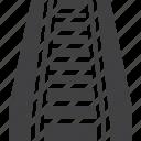 walkway, escalator, stair, lift icon