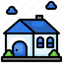 house, real, estate, property, home, building