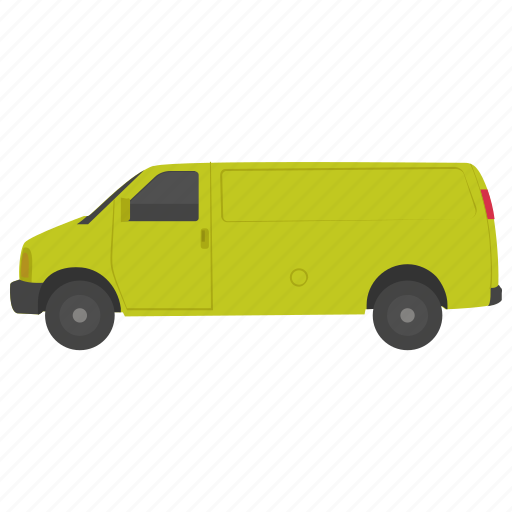 commercial auto, commercial vehicle, delivery truck, electric truck, semi truck icon