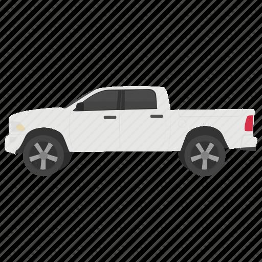 car truck, chevrolet truck, compact truck, pickup truck, work truck icon