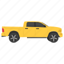 car truck, chevrolet truck, compact truck, taxi pickup, work truck icon