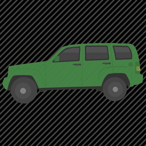 jeep, luxury vehicle, transport, urban automotive, vehicle icon