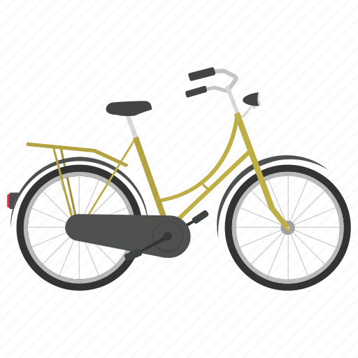 bicycle, bike, racing bike, transport, urban racer icon
