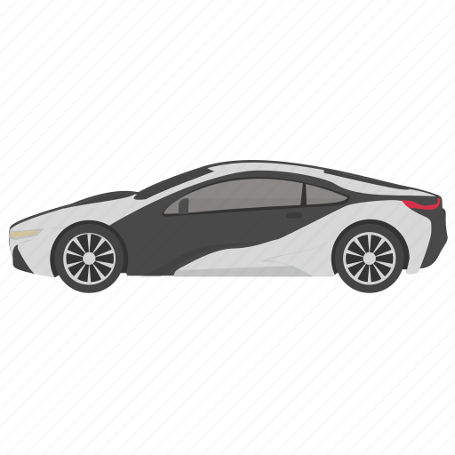 car, mercedes, sports car, transport, vehicle icon