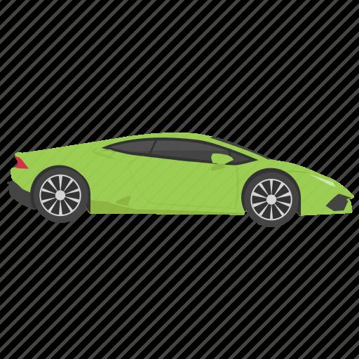 automobile, car, sports car, supercar, vehicle icon