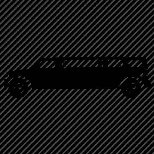 Hummer Limo Limousine Lincoln Limo Luxury Vehicle Sedan Icon