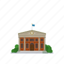 building, urban, facility, administration, town hall, city hall, public