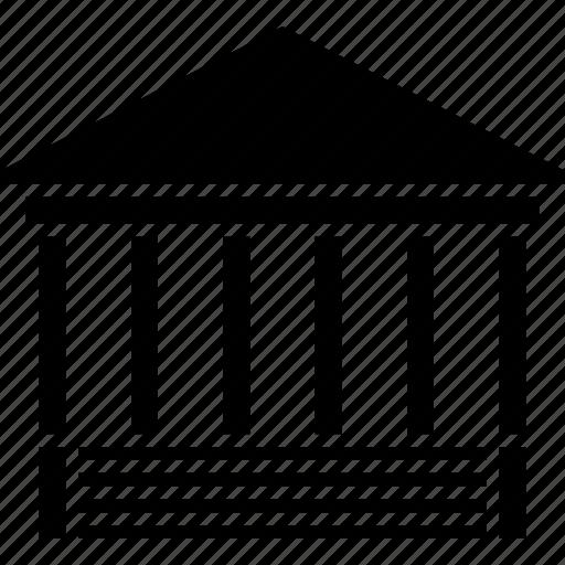 building, capitol, richmond, usa, virginia, virginia general assembly icon