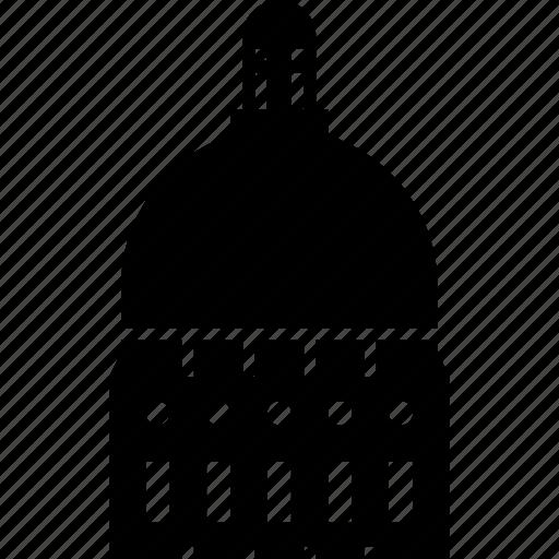 atlanta, building, dome, georgia, state capitol, usa icon
