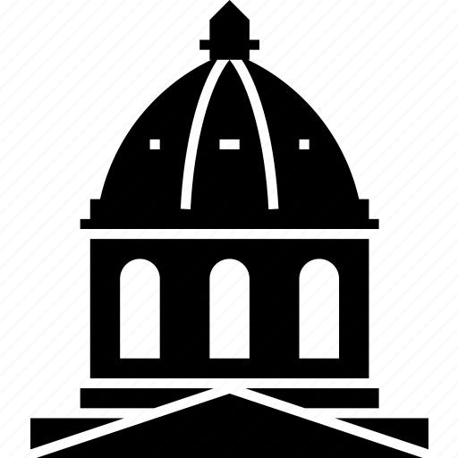 building, capitol, concord, new hampshire, state house, usa icon