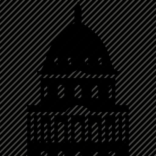building, capitol, colorado, denver, dome, usa icon