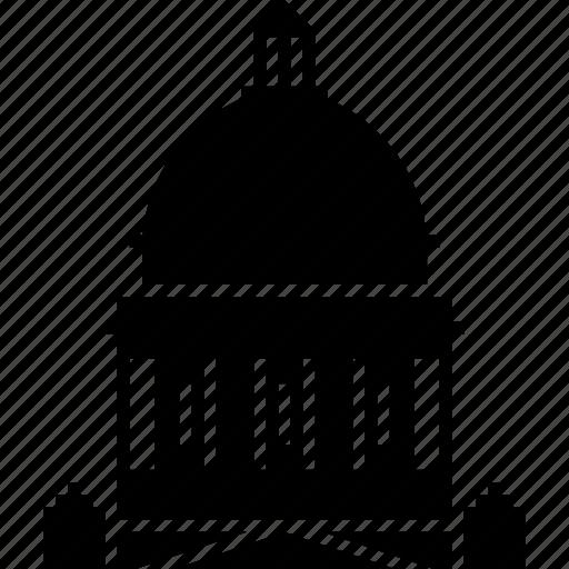 arkansas, building, capitol, little rock, usa icon