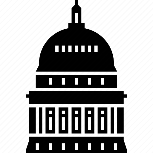 austin, building, dome, state capitol, texas, usa icon
