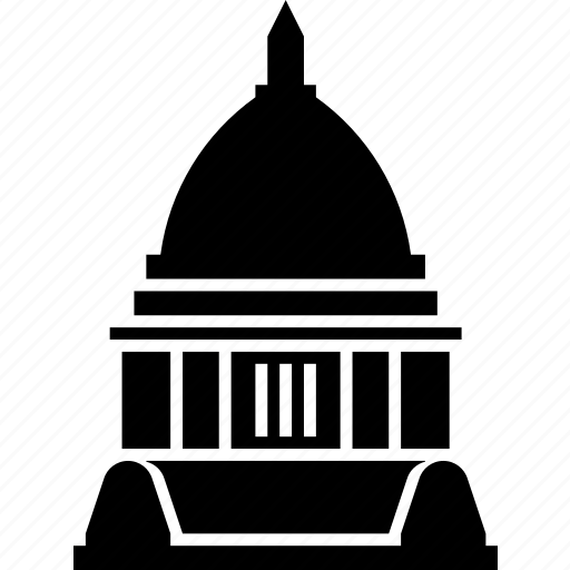 building, dome, olympia, state capitol, usa, washington icon