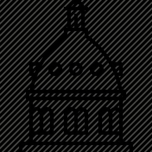 columbia, dome, south carolina, state house, usa icon