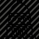 helena, montana, state capitol, usa icon