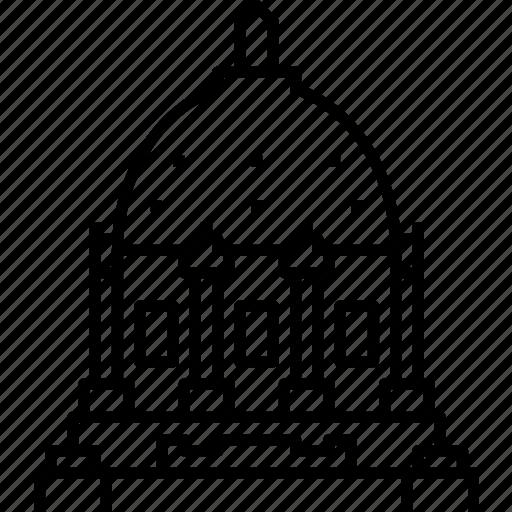 capitol, governor, minnesota, saint paul, senate icon