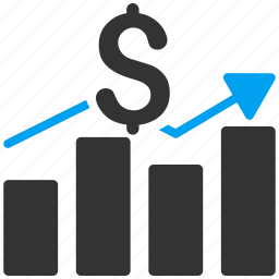 business chart, diagram, financial trends, graph, sales report, statistic, statistics icon