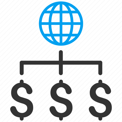 business, earth, global payments, globe, internet, payment, world icon