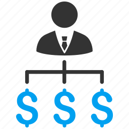 accountant, boss, business, manager, payment, payments, person icon