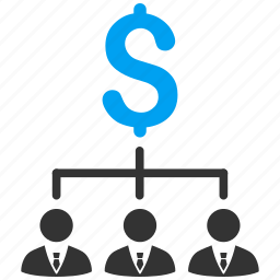 banker, business, finance, financial, links, money system, payment icon