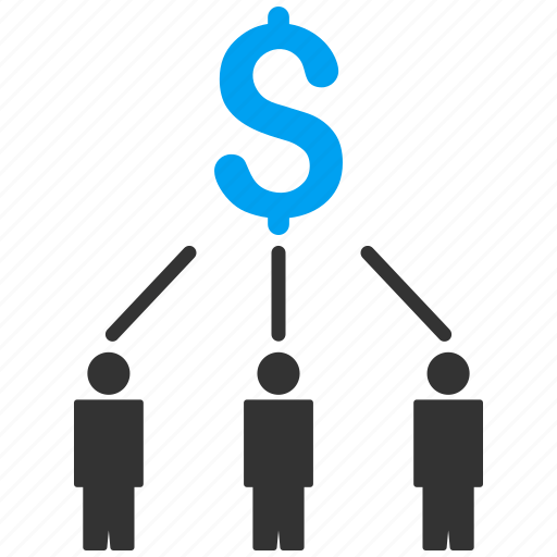 banking, cash flow, crowdfunding, deposit, financial, kickstarter, payments icon