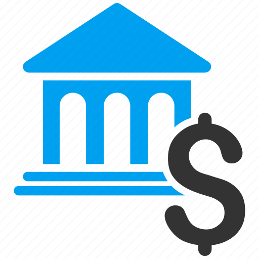 bank building, classic, history, library, museum, pay, payment icon