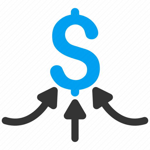 aggregate, aggregator, collect, combine payments, financial accumulator, income, payment icon