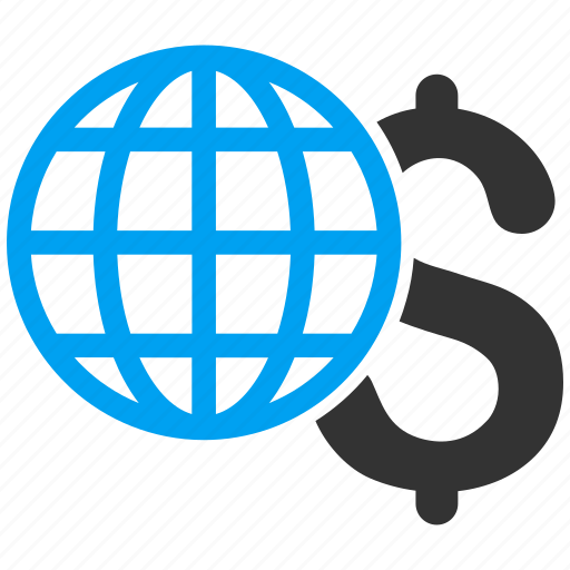 earth, finance, global business, globe, international corporation, internet, web icon