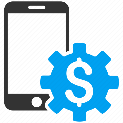 configuration, configure, mobile bank, payment, phone service, setup, telephone icon