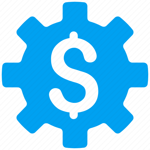 finance, financial industry, industrial business, machinery, price, settings, technology icon