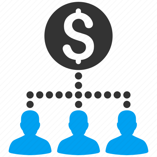 business, company, money, payment recipients, people, staff salary, user group icon