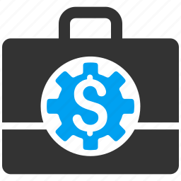 accounting options, balance, book keeping, business case, configuration, finance, financial tools icon