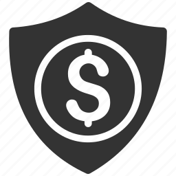 bank safety, banking, finance, financial shield, guard, police, security icon