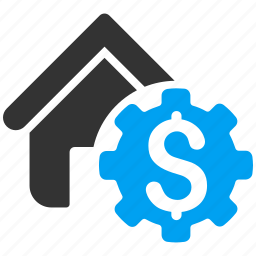 building, business, development, financial, money, payment, real estate icon