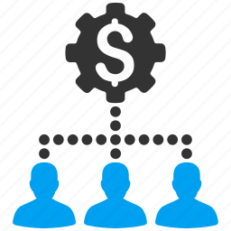 business, cash flow, clients, engineering, financial, payout setup, staff icon