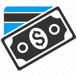 bank, banknote, business, credit card, financial, money, payment icon