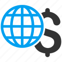 earth, global business, globe, international, marketing, web, world icon