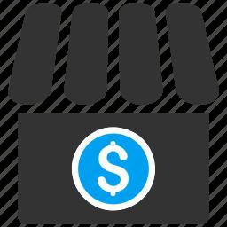 market, sale, shop, shopping, store, supermarket, trade icon