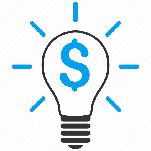 business, electric bulb, electrical, electricity price, energy cost, light, power expenses icon