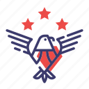 airforce, america, army, eagle, national, united states, usa icon